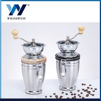 stainless steel coffee roasters and grinder and popular coffee grinder
