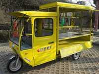 2016 new three wheeler electric cargo trike