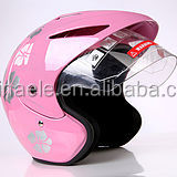 half face Racing helmets
