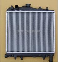Factory sell all kinds of aluminum PRIDE RADIATOR kk139-15-200a auto radiator