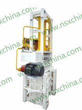 NSX-YD2-20 Automatic Hydraulic Textile Cotton used clothes and textile compress baler machine