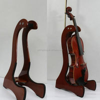 Factory price antique musical instrument violin stand