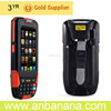 Advanced Dual core wlan wifi finger barcode scanner oem