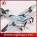 Elétrica 2ch rc avião m-10 mosquito fpp espuma motor a jato do avião de rc