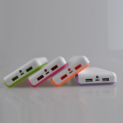New Design Tube External Power Bank For Samsung Galaxy Note 3