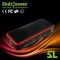 car accessories of roadside emergency kit mobile phone charger auto jump starter with fcc ce rosh gs certification