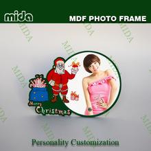 la sublimación de tableros mdf para marco de fotos