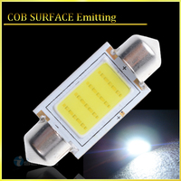 36mm 12 *0.1W Festoon COB LED Light Interior Dome Lamp