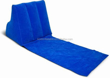 Popular design Wedge Back Support Cushion inflatable wedge pillow