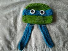 knit crochet animal hat pattern ninja model hot sale