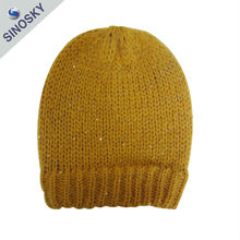 Wholesale best quality fashion funny winter hats for adult