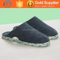 warm and soft felt shoes,wool felt slipper,indoor shoes
