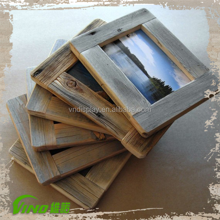 Vintage Style Wood Picture Frames Wholesale Photo Frame ...