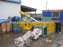 2013 hot sale automatic horizontal metal baler machine