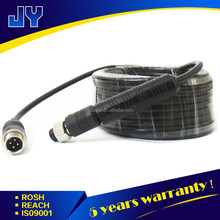 4 pin Aviation Connector Audio Video Extend Cable for CCTV Camera DVR