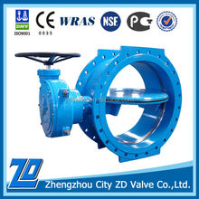 High performance D-41Xb solidworks butterfly valve
