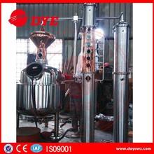 500L Stainless Steel Whiskey Distillation Equipment, 2015 Brandy Alcohol Distiller, Vodka Distillery For Sale(CE)