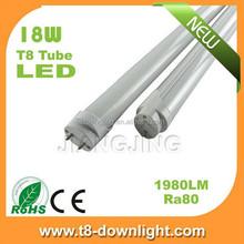 discount price smd2835 4000k 4 feet 1200mm led ring t8 ac led tube light