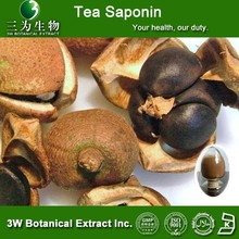 High Quality Tea Seed Extract, Tea Tree Saponin 50%,95%