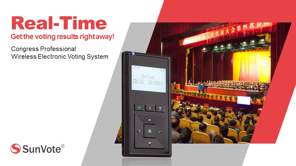 interactive voting system