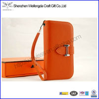2013 Hot For Samsung Galaxy S3 Mini Leather Case