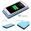 Universal Wireless Mobile Charger Battery with Qi