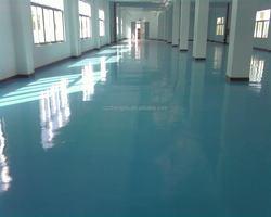 Epoxy Polished Concrete Floors Finish Coatings