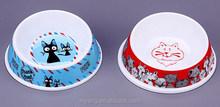2015 Chinese High Quality pet bowl,cheap plastic pet bowl,fenncy pet bowl