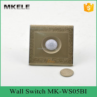 high quality wholesale Infrared human body induction switch,smart sensor switch,human body inductive light switch