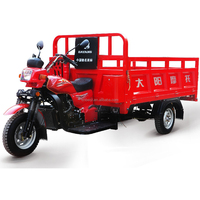 Made in Chongqing 200CC 175cc motorcycle truck 3-wheel tricycle 150cc three wheel tricycle for adults with sunshad for cargo