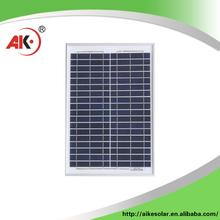 Alibaba china supplier 25w foldable poly solar panels