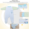 China hot sell OEM wholesale combed cotton oem children's clothing kids clothing wholesale