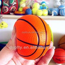 Anti stress PU foam basketball