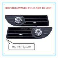 Auto fog light for volkswagen polo 2007 to 2009 top quality goods accessories