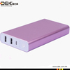 High capacity portable power bank 16000mAh