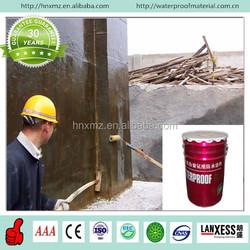20kg per barrel One component water based polyurethane building coating for walls