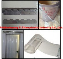 flexible plastic sheets for cold rooms/freezer rooms