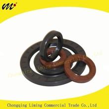 Wholesaling Automotive Bearing Dual Lip Dustproof Ground Metal O.D With Inner Metal Case Crankshaft TA Oil Seal