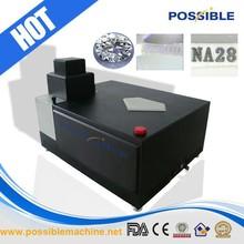High quality Possible brand no damage diamond laser marking machine