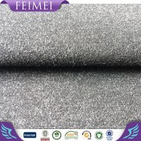 Feimei nr double knit fabric stripe double knit fabric
