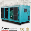 Closed type 1phase 60HZ 150kw soundproof power generator with Cummins engine silent diesel dynamo alternator generator