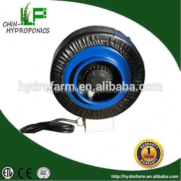 High Temp Inline Fans : Hydroponic indoor ventilation grow light quot inline fan