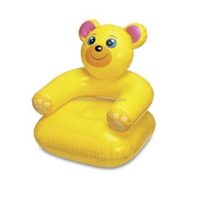 ACTI Approved passed ASTM and EN 71test Cartoon Winnie PVC Inflatable Air Sofa