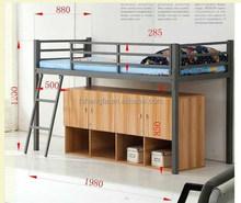 children metal bed used bedroom furniture/SB-08