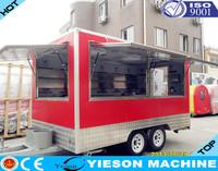 Ice Cream Truck Van Body/food trailer kebab van food truck for sale camper van