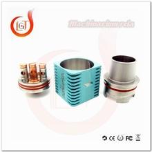 Square Body Adjustable Airflow rda fit 510 E Cigarette Mods RDA machinarium rda vaporizer for 510 thread mod