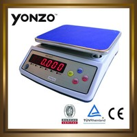 China LED display electronic price computing weighing scales for fruit YZ-308
