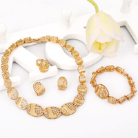 A114 Fashion Dubai Gold Jewelry/Gold Plated jewelry/18k gold jewelry wholesale china manufacture