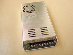 Aluminium housing 12V 20A 250W led switching power supply