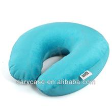 Car Air Travel Red Neck Cushion Rest U Pillow Support